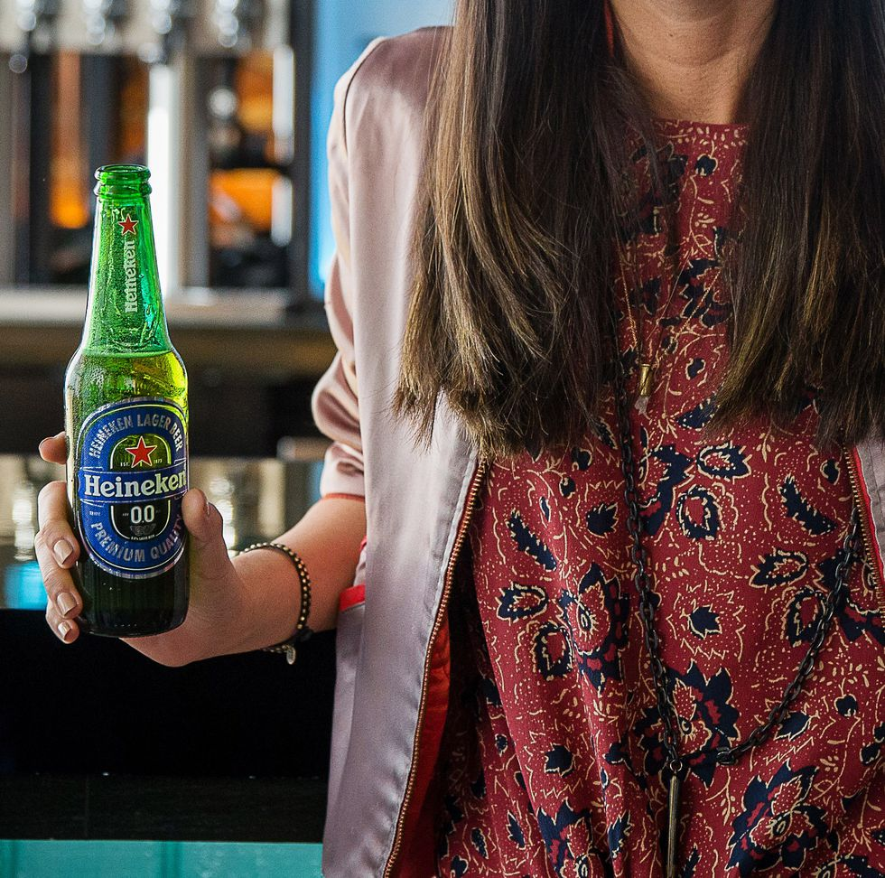 Heineken Is Bringing a Non-Alcoholic 'Healthy' Beer to the U.S.