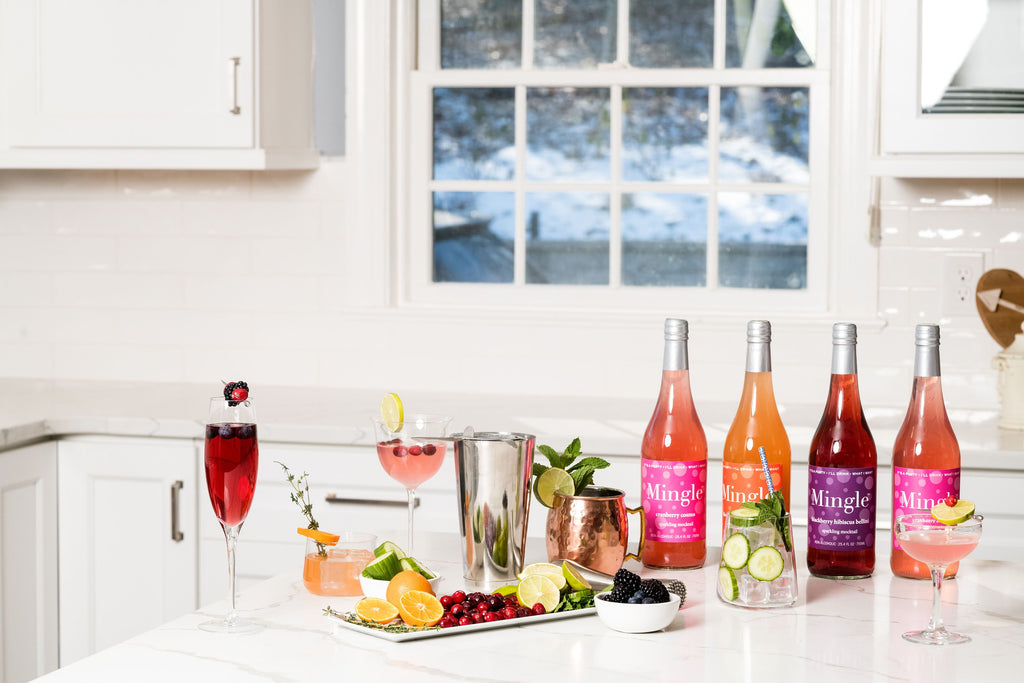 Mingle Mocktails 6 Bottle Summertime Combo - save $18!