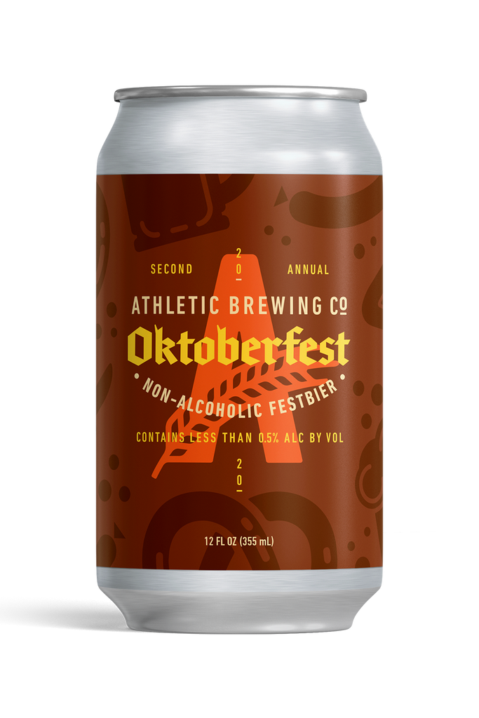 Athletic Brewing Oktoberfest (Non-Alcoholic) 6-Pack