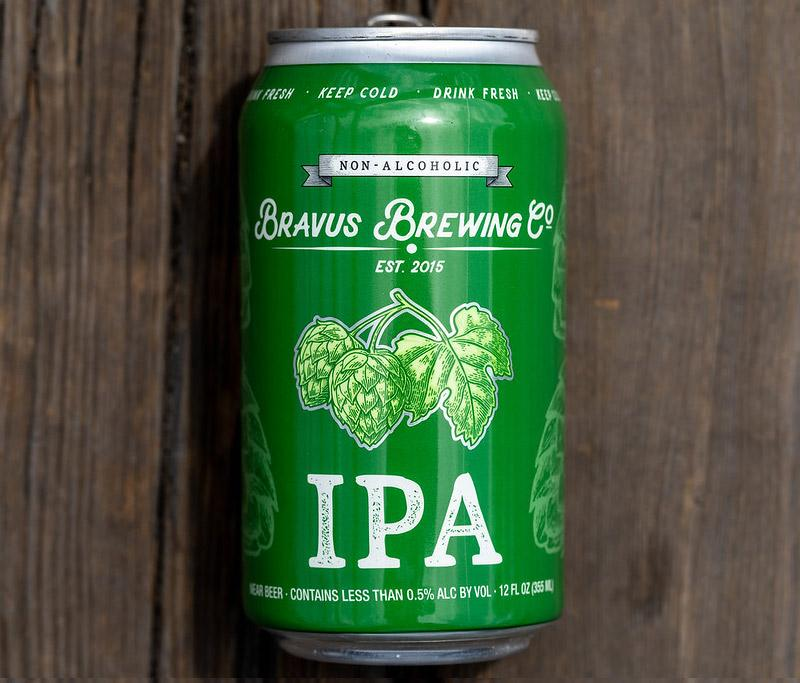 Bravus Brewing IPA (Non-Alcoholic) 6-Pack
