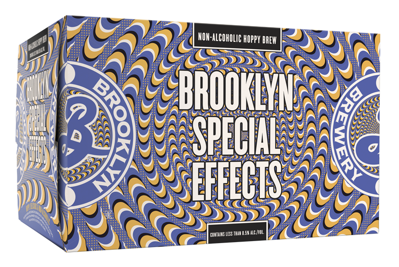 Brooklyn Brewery Special Effects (Non-Alcoholic) 6-Pack