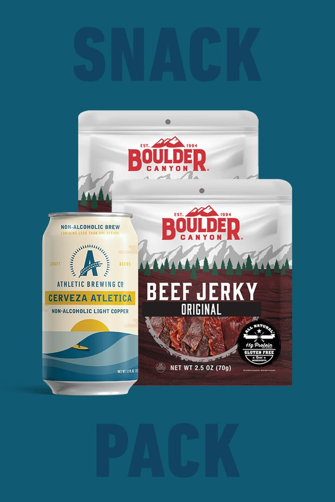 Athletic Brewing Snack Pack
