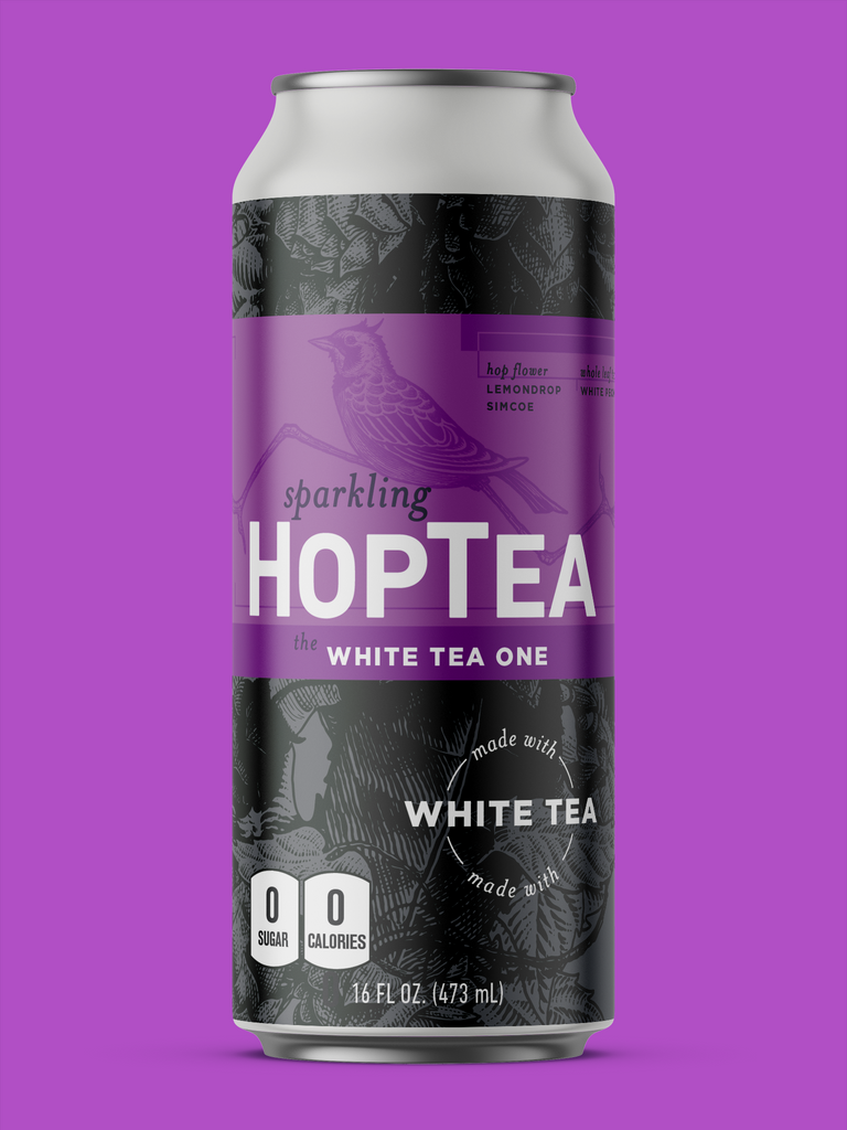 HopTea The White Tea One