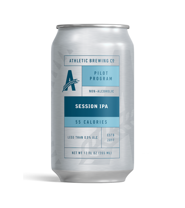 Athletic Brewing Session IPA (Non-Alcoholic) 6-Pack
