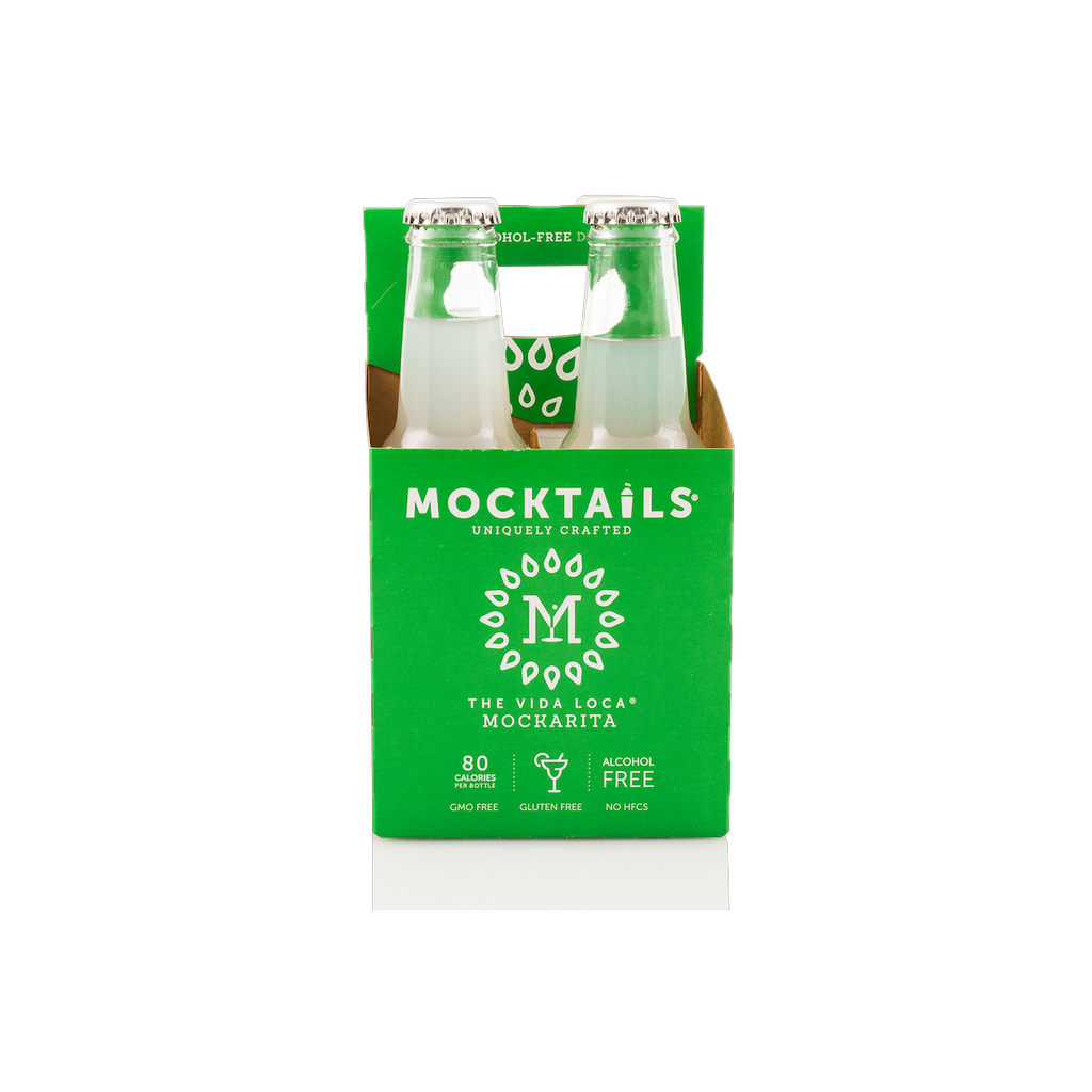 Mocktails The Vida Loca Mockarita (Non-Alcoholic) 4-Pack