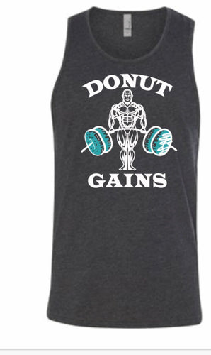 Tank top-Donut Lifter