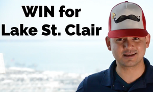 Raft-Off 2018 Announcement #007: Win for Lake St. Clair