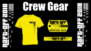 Raft-Off Crew Gear