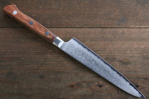 Tamahagane  63 Layer Damascus Petty-Utility Japanese Knife 150mm