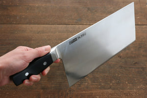 Glestain Stainless Steel Chinese Cleaver Japanese Knife 220mm
