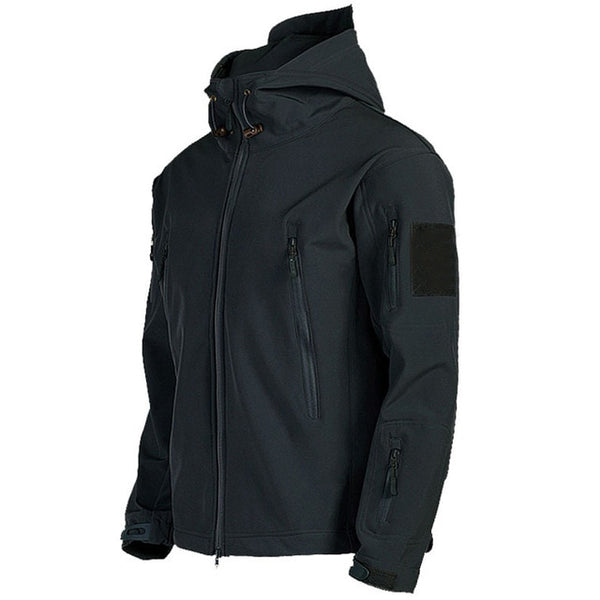 Skin Soft , Tactical Windproof ,Waterproof jacket  for men.