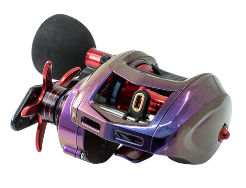 Loki DC1400 Big Bait Caster low profile