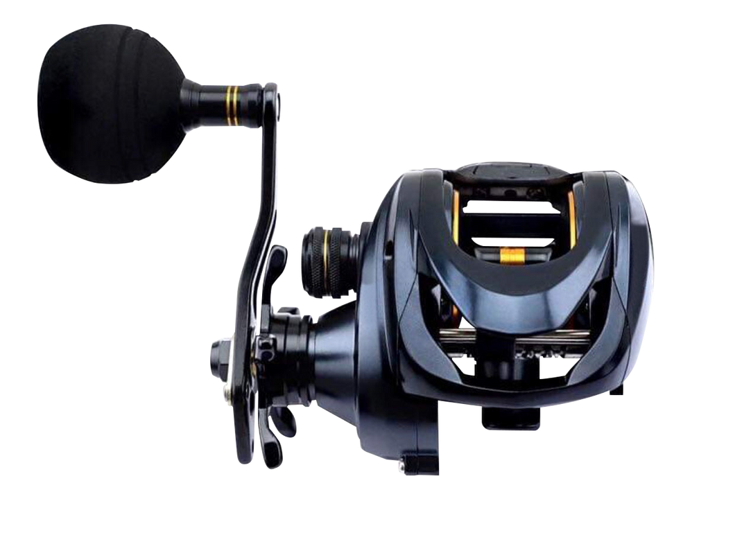 Loki DC1200 Big Bait Caster low profile