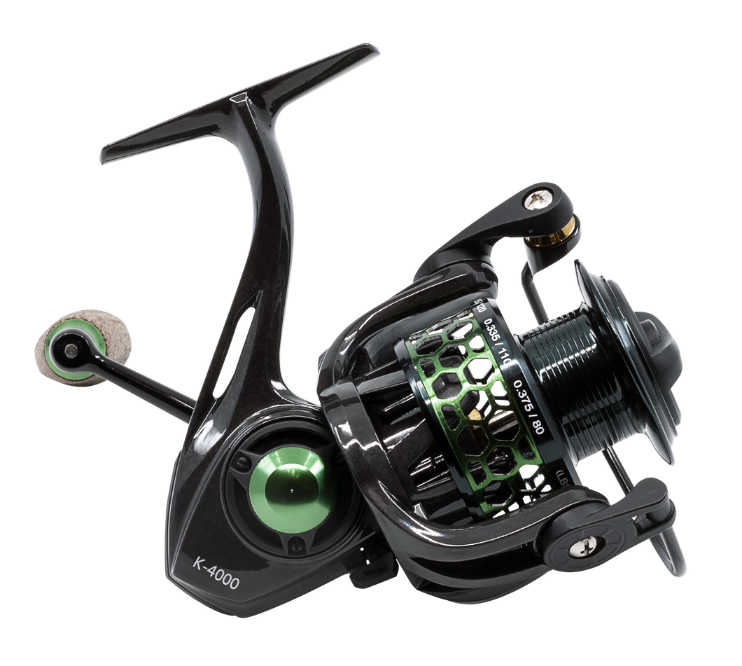 Loki K series Carbon Fiber Spinning reel
