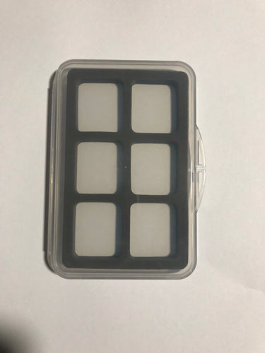 Loki Slim Pocket Fly Box with Teardrop Foam 4pk 6 slot