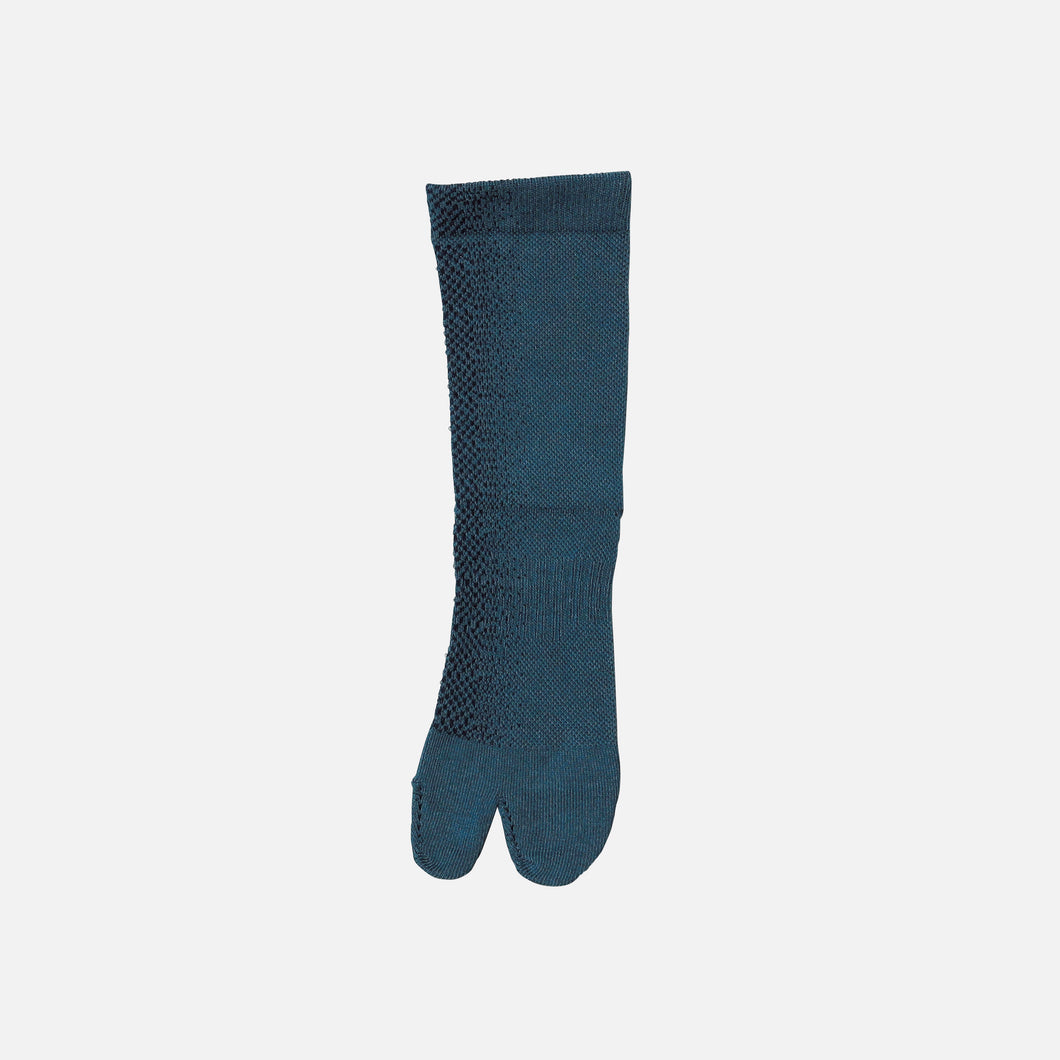 【SYN:】<br>01_15 CYCLING SOCKS<br>ブルー