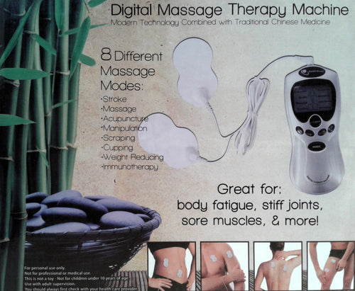 Digital Massage Therapy Machine - Modern Technology