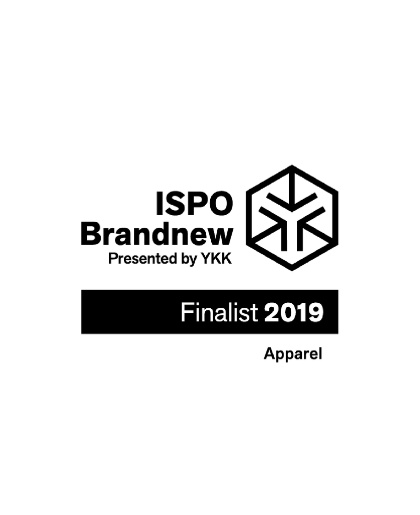 We are ISPO Brandnew 2019 Apparel Finalists