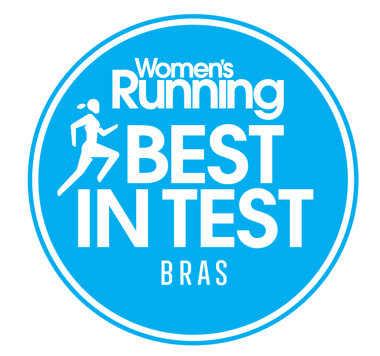 Women's Running Best In Test Badge
