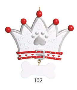 102 - Express Ornaments