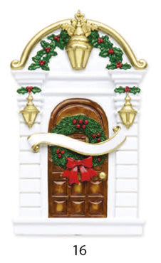 BEAUTIFUL DOOR - Express Ornaments