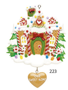 223 - Express Ornaments