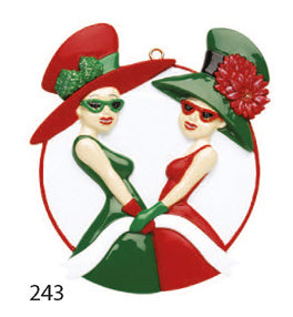 243 - Express Ornaments