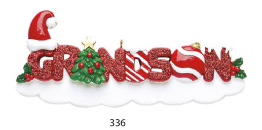 336 - Express Ornaments