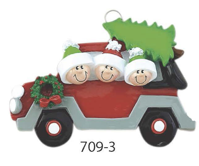 709-3 - Express Ornaments