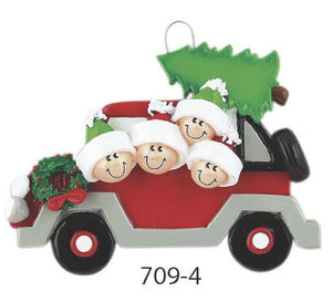 709-4 - Express Ornaments