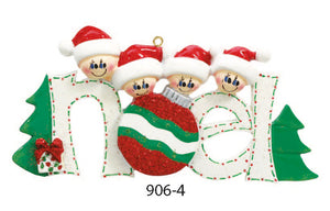 906-4 - Express Ornaments
