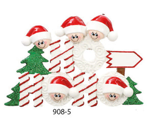 908-5 - Express Ornaments