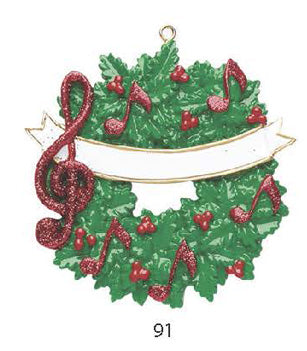 91 - Express Ornaments