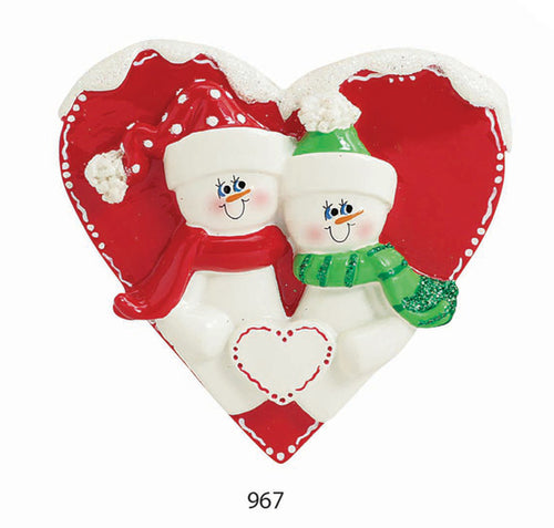 967 - Express Ornaments