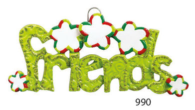 990 - Express Ornaments