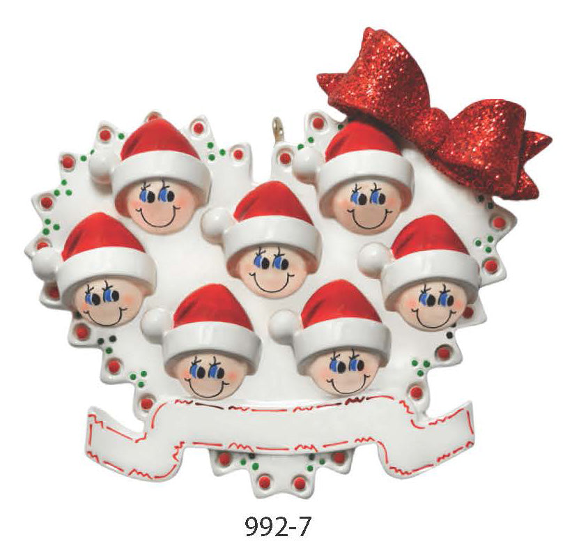 992-7 - Express Ornaments