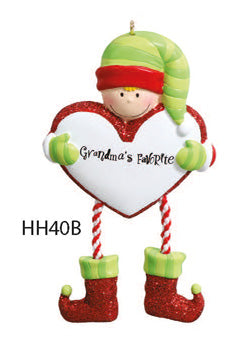 HH40B - Express Ornaments