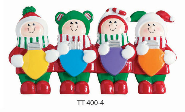 TT400-4 - Express Ornaments