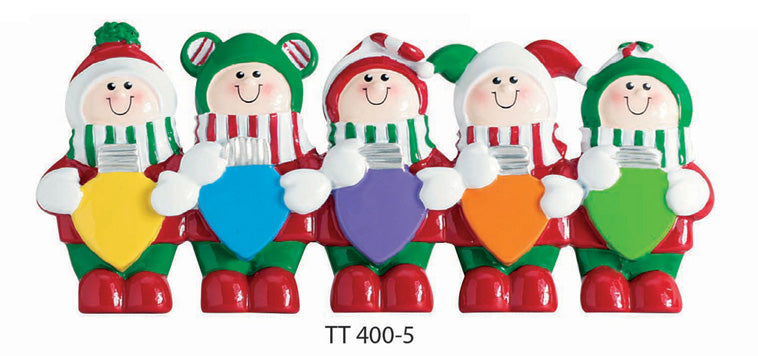 TT400-5 - Express Ornaments