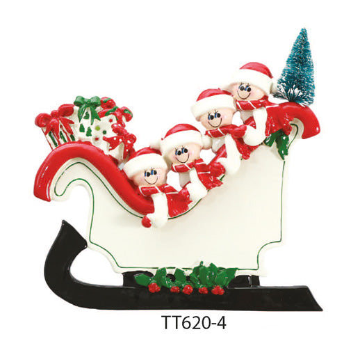 TT620-4 - Express Ornaments