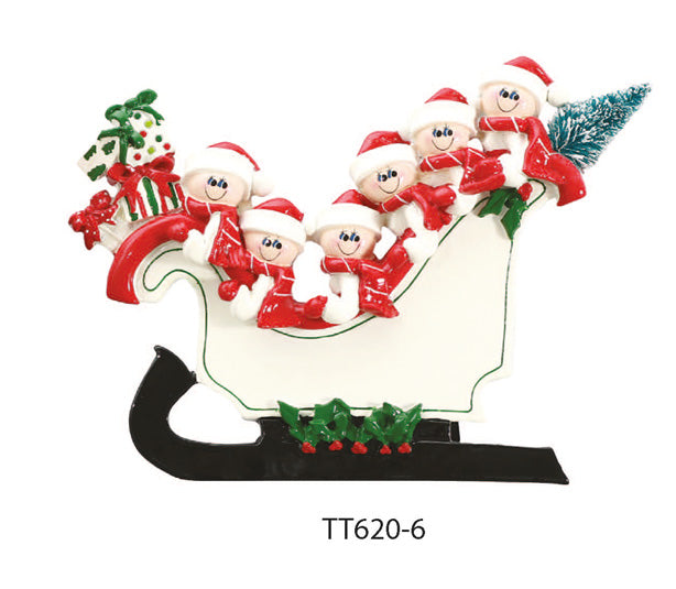 TT620-6 - Express Ornaments