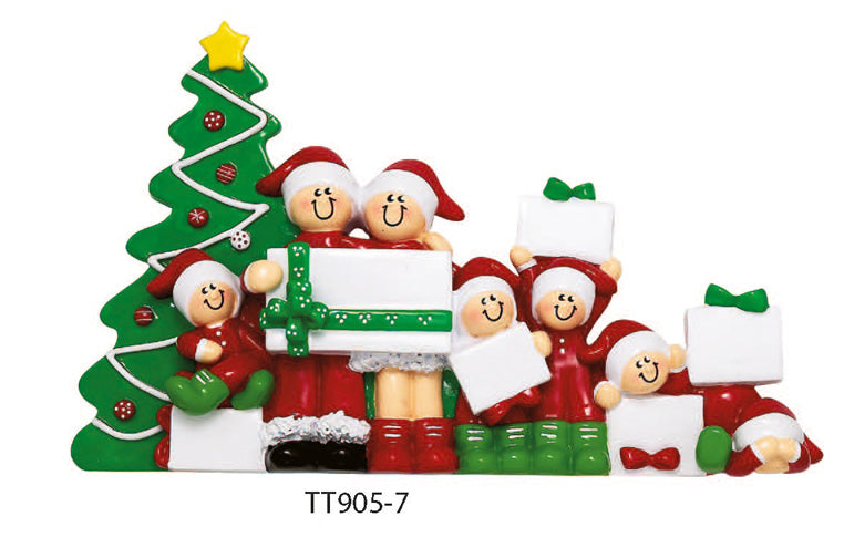 TT905-7 - Express Ornaments