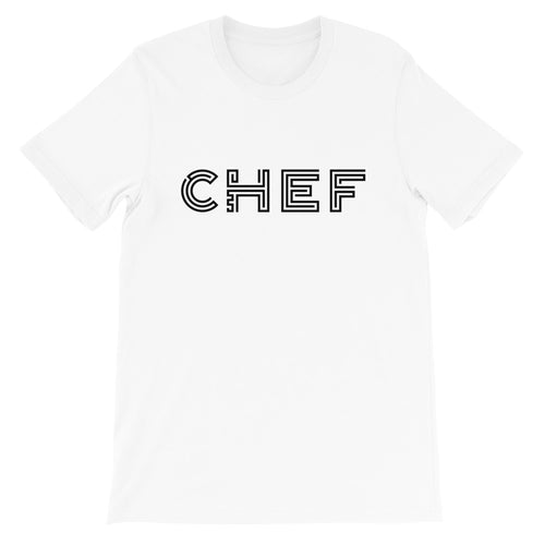 Chef Tee (in maze)