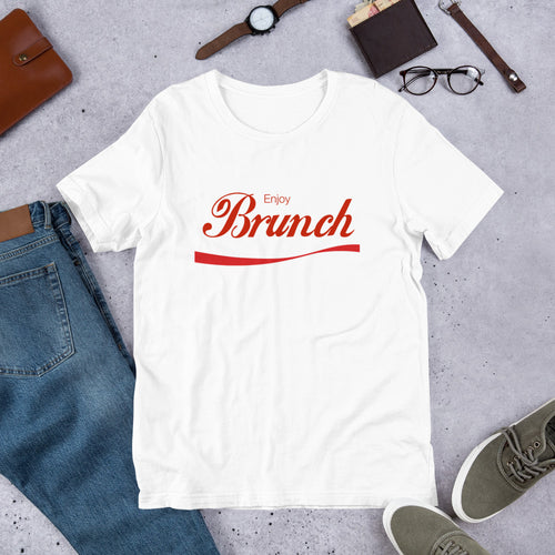 Enjoy Brunch (Red)