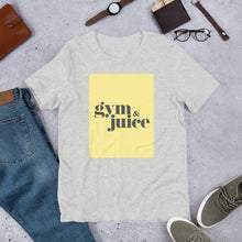 Load image into Gallery viewer, Gym & Juice T-shirt