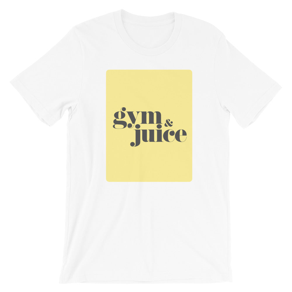 Gym & Juice T-shirt