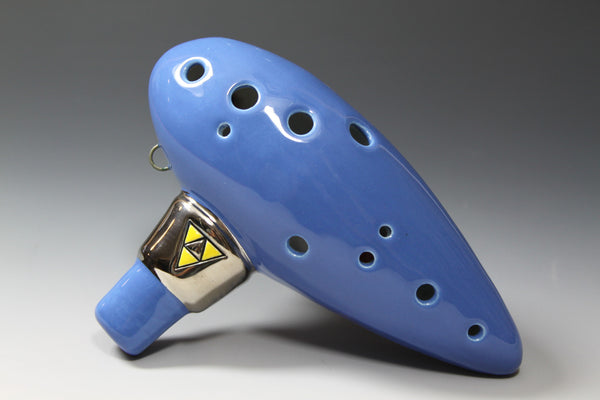 12-Hole Alto Legend of Zelda Ocarina of time