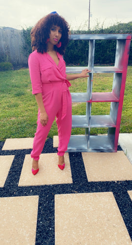 The Dolly jump suit