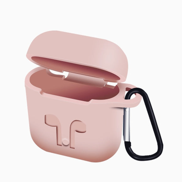 AirPods Case Protective Silicone Cover Case Shockproof Earpods Case