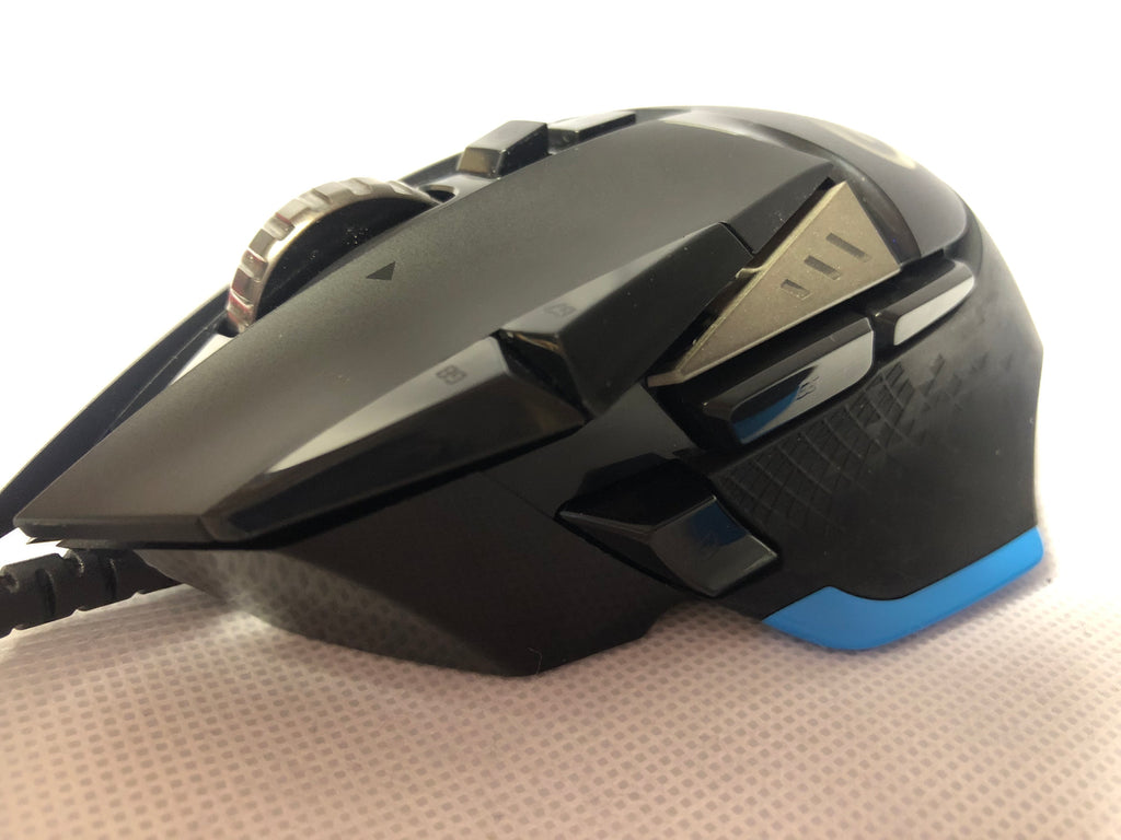 The best Logitech mice for players - Logitech G502